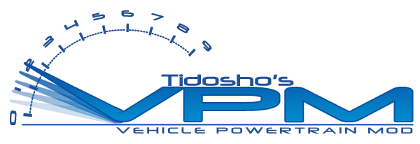 Tidosho's Vehicle Powertrain Mod Logo by Kalahee